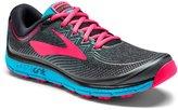 Brooks Women's PureGrit 6 Running Shoe (BRK-120248 1B 3888580 8.5 014 BLACK/EBONY/PINK)