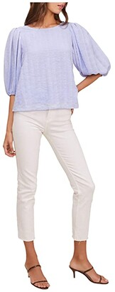 ASTR the Label Maris Top (Periwinkle) Women's Clothing