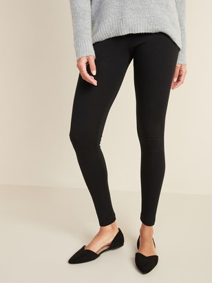Old Navy Mid-Rise Jersey Leggings for Women