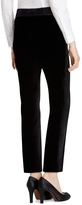 Brooks Brothers Velvet Straight Pants