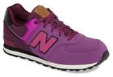 New Balance Girl's 574 V1 Sneaker