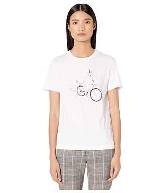 Paul Smith Unicorn Bike T-Shirt