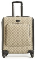 Gucci Men's Turisimo 20-Inch Carry-On - Beige