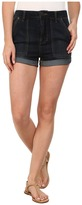 Free People Hi Rise Cuffed Shorts