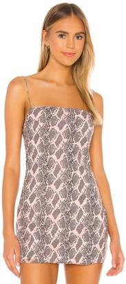 superdown Becca Square Neck Dress