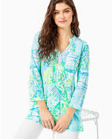 Lilly Pulitzer Kaia Knit Tunic Top