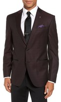 Ted Baker Men's Jack Trim Fit Wool Dinner Jacket