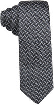 Alfani Men's Bates Geo Slim Tie, Only at Macy's