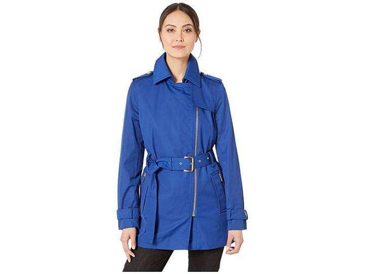 376280554a37 Trench Coats For Women Michael Kors - ShopStyle