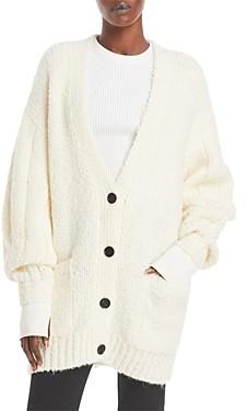 3.1 Phillip Lim Grandpa Cardigan Sweater