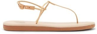 Ancient Greek Sandals Katherina T-bar Leather Sandals - Tan