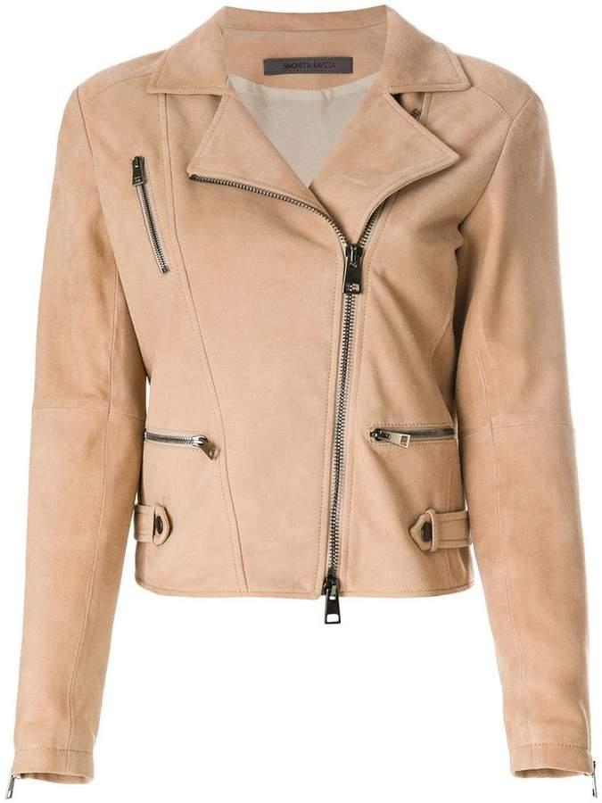Simonetta Ravizza biker jacket