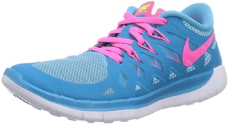 Nike Free 5.0 Girls' Running Shoes
