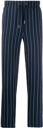 Fila Side Logo Striped Track Pants