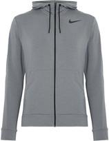 Nike Training - Dri-FIT Jersey Zip-Up Hoodie