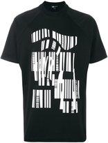 Y-3 abstract print T-shirt