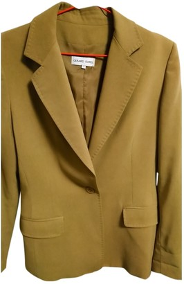 Gerard Darel Beige Jacket for Women