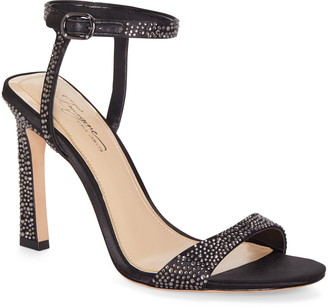 Imagine by Vince Camuto Reshi 2 Embellished Ankle Strap Sandal