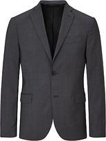 J.lindeberg Soft Comfort Wool Slim Fit Suit Jacket, Light Grey