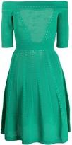 DSQUARED2 cold shoulder dress