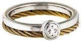 Charriol 18K Diamond Classique Ring