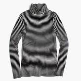 J.Crew Tissue turtleneck T-shirt in stripe