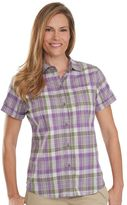 Woolrich Women's Twin Lakes Plaid Shirt