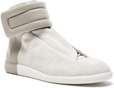 Maison Margiela Calfskin & Suede Future High Tops