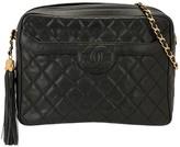 Chanel Pre Owned 1997 tassel detail shoulder bag