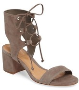 Schutz Women's Darby Lace-Up Sandal