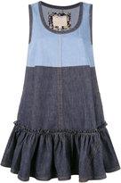 Marc Jacobs denim swing dress - women - Cotton - M
