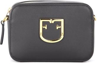Furla Shoulder Bag Model Brava Mini In Black Leather