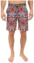 Robert Graham Diamond Back Swimwear