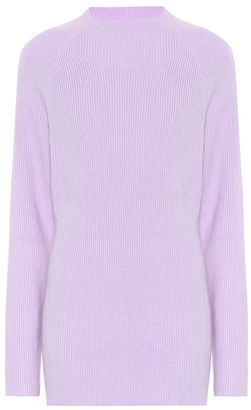 Joseph Ribbed wool-blend sweater