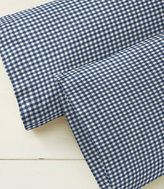 L.L. Bean Ultrasoft Comfort Flannel Pillowcases, Gingham Set of Two