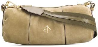 MANU Atelier Mini Cylinder Shoulder Bag