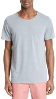 Onia Men's Chad Linen Blend Pocket T-Shirt