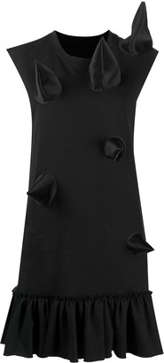 Viktor & Rolf Cone-Embellished Shift Dress