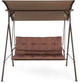 OUTDOOR OASIS Outdoor OasisTM Newberry Two Seat Canopy Swing