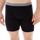 Fruit of the Loom 3-pk. Premium Cotton Boxer Briefs - Big & Tall