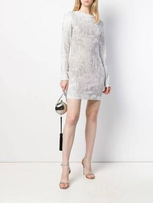 Studded Bodycon Dress