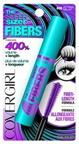 Cover Girl The Super Sizer Fibers Mascara, Very Black, 0.028 Pound