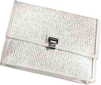 Proenza Schouler Lunch Ecru Leather Clutch bags