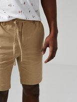 Frank + Oak The Willard Stretch-Cotton Short in Kelp