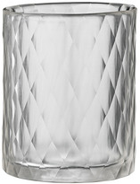 DAY Birger et Mikkelsen Diamond Handcut Glass Votive - Clear - 13x16cm