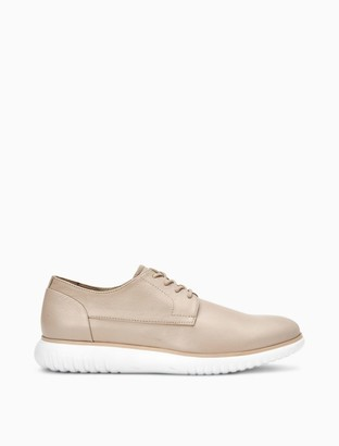 Calvin Klein Teodor Soft Tumbled Leather Sneaker