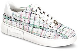 Kate Spade Women's Lift Lace Up Sneakers