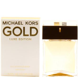 Michael Kors Women's 3.4Oz Gold Luxe Eau De Parfum Spray