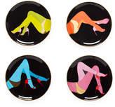 Jonathan Adler Les Girls Coaster Set