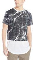 Akademiks Men's Drake Longline T-Shirt